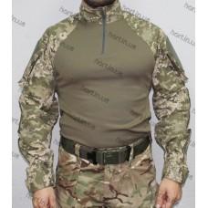 UBACS ММ 14  рубашка тактическая под бронежилет пиксель